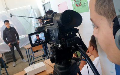 Primer cortometraje producido en 2020